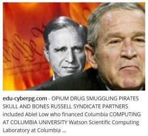 Bush Watson Hitler
